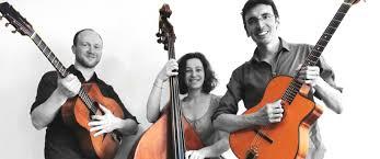 orchestre jazz mariage up swing groupe jazz manouche