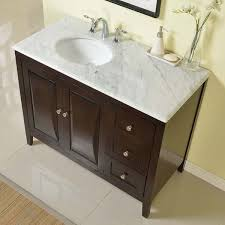 Bathroom Vanities Overstock by Top 25 Best Single Sink Vanity Ideas On Pinterest Bathroom