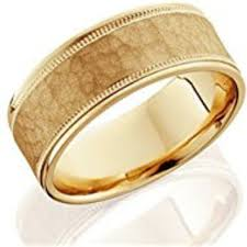 hammered gold wedding band best hammered gold wedding band products on wanelo