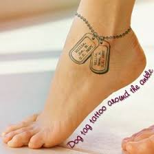 awesome dog tag tattoo design ideas to choose from dog tags