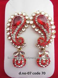 fancy earing new designer fancy earing buy gemstone earing women