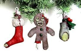 creepy ornaments