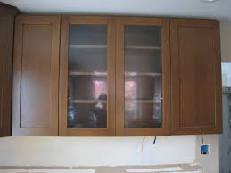 kitchen cabinet doors with glass fronts decorative glass inserts