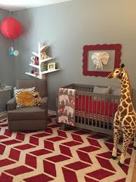 best 25 red nursery ideas on pinterest grey boy nurseries baby