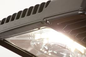 ge s scalable led area lights bring lots of options for parking
