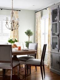 alluring curtains for dining room decoration a software view with