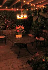 exterior beautiful outdoor living space decoration with white