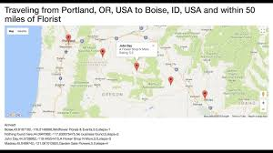 Map A Trip Rapid Prototyping On Google App Engine Build A Trip Planner With
