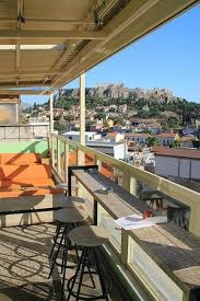 Top Ten Rooftop Bars Great Rooftop Bar Picture Of Athenstyle Hostel Athens Tripadvisor