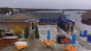 Backyard And Grill by Discover Rhode Island Two Ten Oyster Bar And Grill Youtube