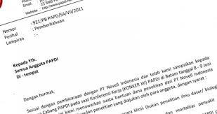7 contoh surat penawaran harga barang kerjasama dan jasa file
