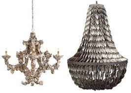 diy shell chandelier the diy seashell chandelier