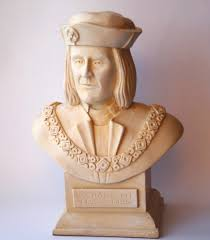 king richard iii sculpture bust