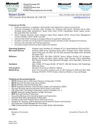 It Executive Resume Samples by Excellent Inspiration Ideas Systems Administrator Resume 11