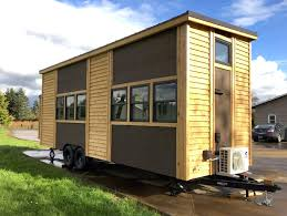 Prebuilt Tiny Homes by Tiny House Inhabitat Green Design Innovation Architecture