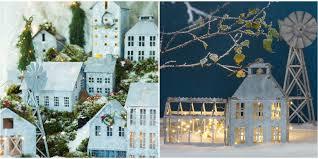 christmas villages where to buy galvanized christmas zinc metal christmas