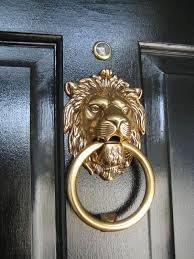 lion door knocker easylovely brass lion door knocker 16 on excellent home design