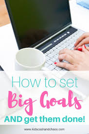 the 12 week year book how to set big goals and get them done goal settings time
