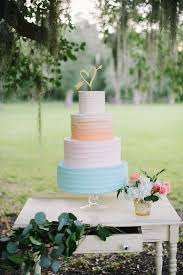 soft pastel waterside wedding ruffled