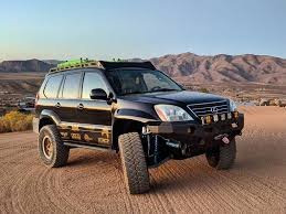 long travel images Insane long travel lexus gx470 off road project from sema jpg
