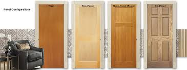 Six Panel Oak Interior Doors Interior Door Buying Guide At Menards