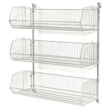Wall Mount Wire Shelving by 111 Best Wire Shelving Images On Pinterest Wire Shelving Cubes