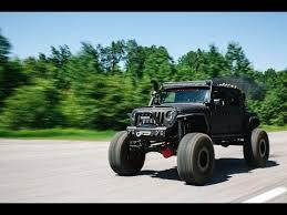 diesel jeep rollin coal rattletrap s last day in north america youtube