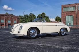 porsche 356 1957 porsche 356 fast lane classic cars