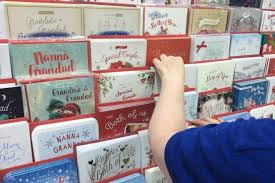 mixed reaction as christmas cards go on sale in august bbc news