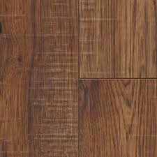 trafficmaster scraped saratoga hickory 7 mm x 7 2 3 in