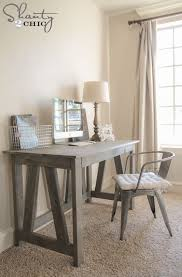 Best 25 Rustic Computer Desk Ideas That You Will Like On by Best 25 Gray Desk Ideas On Pinterest Weathered Grey Stain