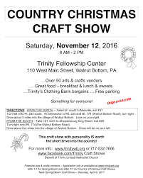 trinity um church u0027s 18th annual craft fair saturday november 12