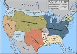 Texas On Map Of Usa by Image Result For Post Apocalyptic Alt His Maps And Flags