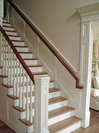 Banister Handrail Posts Chandler Building Company