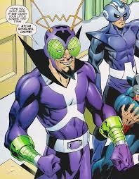 bug eyed bandit character comic vine