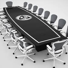 Black Boardroom Table Boardroom Conference Tables Paul Downs Cabinetmakers
