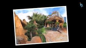 benidorm hotel magic rock gardens quehoteles com youtube