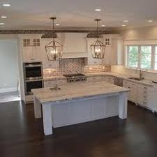 Style Of Kitchen Design Classic L Shaped Kitchen Remodel With White Cabinet And Gray