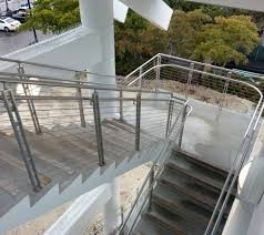 Stainless Steel Handrails Cable Railing Stainless Steel Handrail Systems