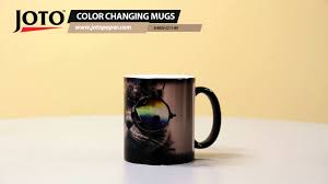 Color Changing Mugs Color Changing Sublimation Mug Youtube