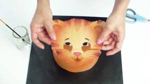 daniel tiger cake daniel tiger cake how to make from creative cakes by