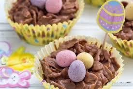 Easter Decorations Poundland by Chocolate Easter Egg Nests Poundland