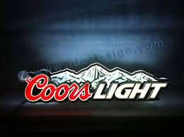light up beer signs wholesale custom bar signs for decoration indoor led lighted sign
