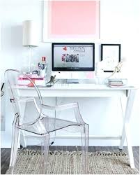Girly Office Chair Cozy Workspace Cute Chairs  affordableweb