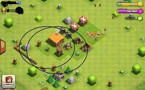 clash of clans image bad newbie base jpg clash of clans wiki fandom powered