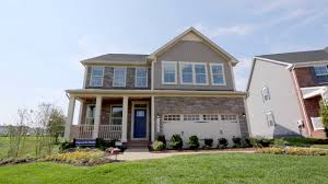 Ryan Homes Rome Model Floor Plan New Hayworth Home Model For Sale At Bentley Park Traditional