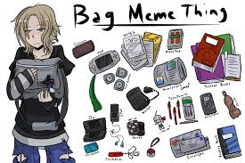 Meme Bag - bag meme by slately on deviantart