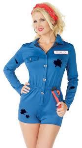 pin up girl costume mechanic costume mechanic hottie costume mechanic pin up girl