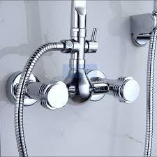 dual handles brass chrome bathroom kitchen faucet with bidet