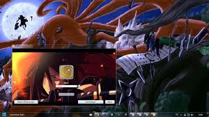 download themes naruto for windows 7 ultimate anime skin theme win 7 uchiha madara naruto shippuden by bashkara